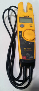 Fluke T5 600 Electrical Tester Voltage Continuity And Current Tester