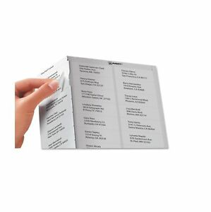 Avery Easy Peel White Mailing Labels For Laser Printers 1 X 2 62 Inch 2 Boxes
