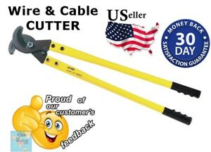 Cable Cutter Up To 400 500mm2 Hs 500 Havy Duty Hand Tool Wire Cutter