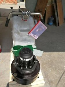 22 Concrete Grinder Polisher 3 Headed Concrete Planetary Variable Speed