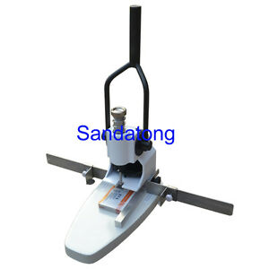 Manual Paper Drilling Machine Paper Hole Punch Machine 0 30mm Thickness