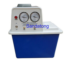 Multi purpose Water Circulating Vacuum Pump Lab Equipment 10l min 220v