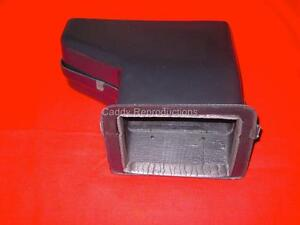 1959 1960 Cadillac Blower To Heater Duct Case Ac Cars Only