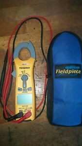 Fieldpiece Sc240 Compact Clamp Meter used 1 Time