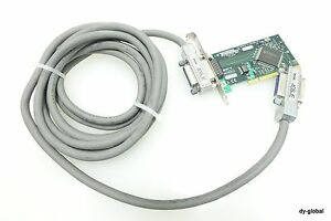 Ni Pci gpib Ieee 488 2 With Cable National Instruments Pcb i e 235