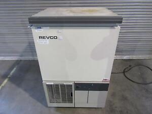 Revco Laboratory Ultra Low Tem Ult390 3 a31 Freezer Cryo Sciencitific 86 Tested