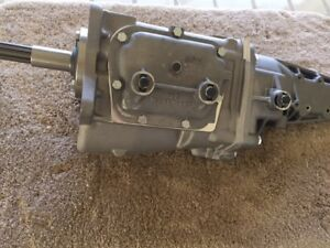 1967 Muncie M22 4 Speed Transmission 2 20 1st Gear Close Ratio Brand New