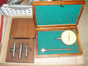 Standard Gage Company Dial Gage No 311 Machinist