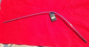 1961 1962 Cadillac Fender Wheel Opening Moulding Trim Show
