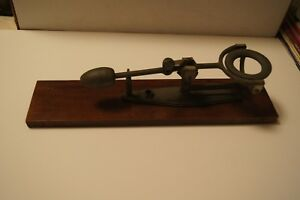 Vintage Antique Reliable Manufacturing Egg Scale Los Angeles Calif