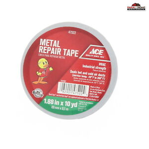 Hvac Metal Repair Aluminum Foil Tape 1 88 New