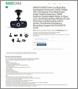 Usa Auto Dashcam Website free Domain make 100 Guaranteed Or Pay Nothing