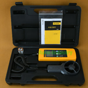 New Fluke 925 Digital Anemometer Wind Speed Temperature Meter F925 Ship Today