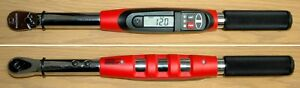 3 8 Drive Gearwrench Electronic Lcd Digital Torque Wrench Kdt 85070 10 100 Ftlb