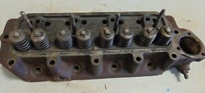 1962 67 Mgb 12h1326 Cylinder Head 6 66 Production Great Builder Guaranty B