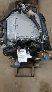2003 Acura Tl Base 3 2 Engine Motor Assy Unknown Mileage J32a1 No Core Charge