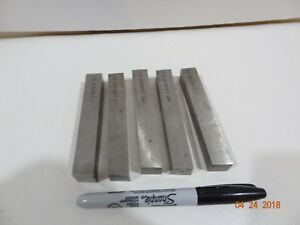 5 Crobalt 13b 5 8 Square Metal Lathe Cutting Tool Bit Bits Blanks New