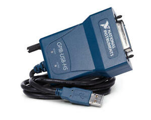 National Instrumens Ni Gpib usb hs Interface Adapter Controller Ieee 488