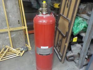 Sapphire ansul Clean Agent Fire Suppression System W tox array Ta2000