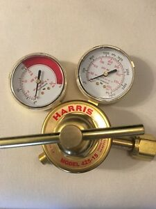 Harris Acetylene Regulator