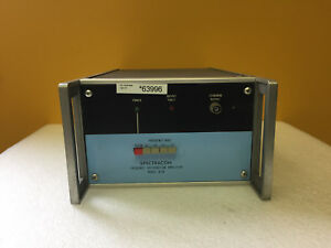 Spectracom 8140 Opt 07 0 1 To 10 Mhz Frequency Distribution Amplifier parts