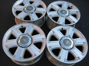 2006 2007 2008 2009 2010 Ford F 150 Oem 20 Inch Wheels Rims W Center Caps