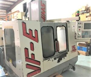 1997 Haas Vf e Vertical Machining Center 112023