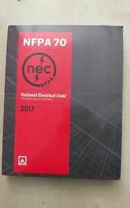 National Electrical Code 2017 Paperback
