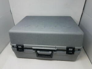 Cutera Handpiece Case Holds Two Laser Hand Pieces Cary Trunk Crate Die Cut In