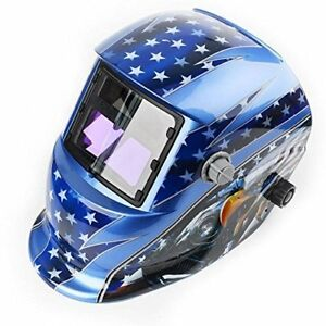 Solar Auto Darkening Welding Helmet Arc Gouging Plasma Cutting Welder Mask