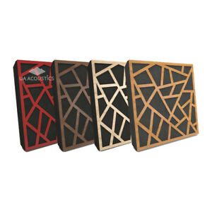 4 Pack 50 50 5cm Absorption diffuse Acoustic Panel skyross For Rec studio
