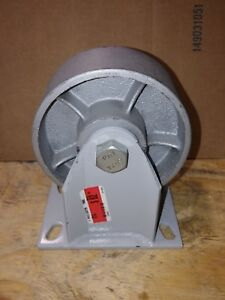 Fairbanks Rigid Extra Heavy Duty Replacement Caster 6in X 2 1 2in