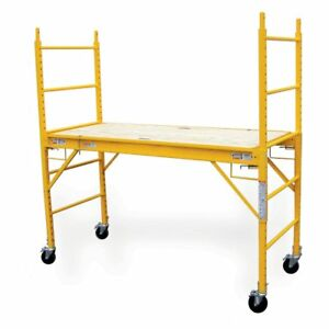 6 Ft Steel Multipurpose Bakers Scaffolding