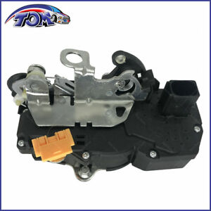 931 108 Door Lock Actuator Rear Left Integrated With Latch For Escalade Tahoe