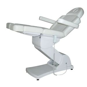 Medical Power Procedure Table With Remote Control Doctor Podiatry Medspa Facial