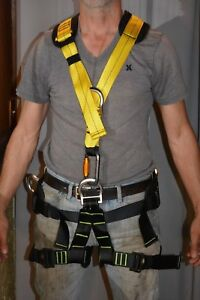 Body Harness High End For Safety Repelling Etc Very Nice New