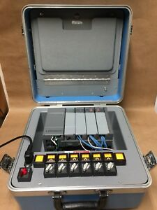 Allen bradley Plc 1747 demo 3 Slc 500 Training Kit 1747 pic Interface 1747 c10