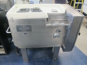 Trief Dicer cuber Cutlet Machine 80