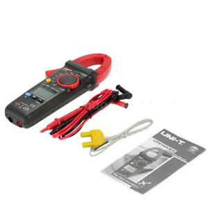 Digital Clamp Meter Multimeter Voltmeter Ammeter Ohmmeter Capacitance Test V3a5