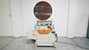 Lobo Dtm 18 Single Spindle Automatic Dovetail Machine