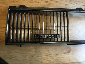 Nos Oldsmobile Grill Lh 1960 1970 22530643 Lh Mint
