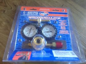 Uniweld Nitrogen Regulator 0 400 Psi Rhp400