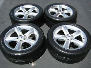 2010 2012 Ford Mustang Oem 19 Inch Wheels Rims Tires