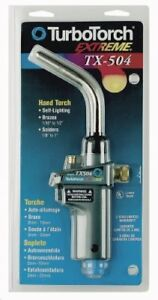 Turbotorch Extreme 0386 1293 Tx504 Self Lighting Hand Torch