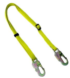 4 6 All Gear Adjustable 1 Pole Lineman Arborist Climbing Safety Strap