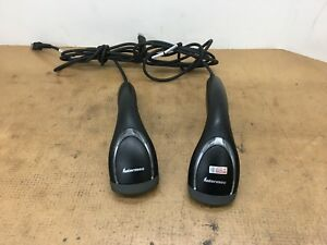 Lot 2 Intermec Sg20t Barcode Scanner Usb