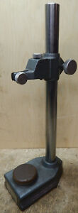 Mitutoyo Dial Indicator Test Gage Tall Stand Machinist Tool 519 109e Tsr e