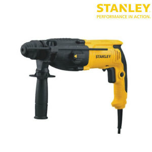 Stanley Shr263 1 3 mode D handle Sds Plus Rotary Chipping Hammer