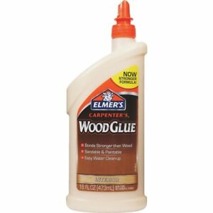 12 Pack Elmer s Carpenter s Wood Glue 16 Oz