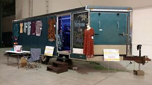 24 Enclosed Trailer Mobile Fashion Boutique